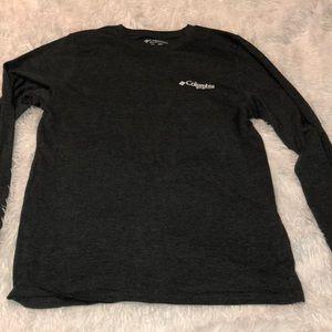 Columbia PFG long sleeve shirt size S